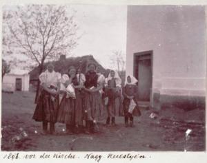 Chraštianske dievky, r. 1898