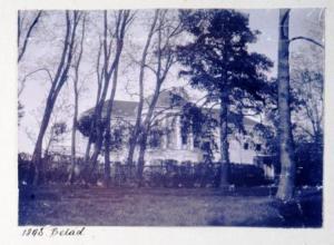 Kaštieľ, Beladice, r. 1898